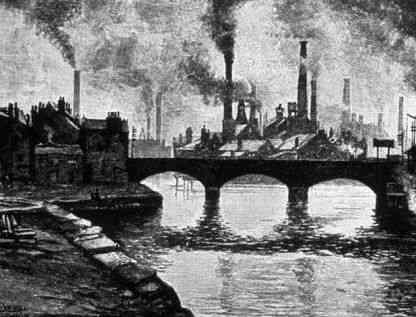O quão revolucionária foi a Revolução Industrial?